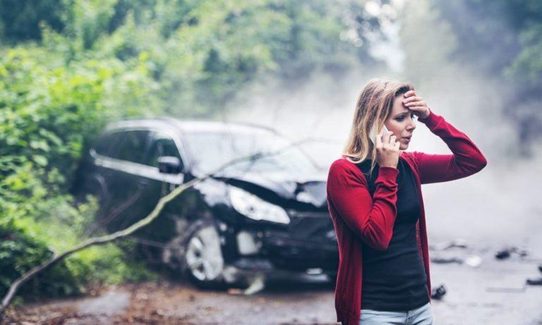 Accidente de Auto en Florida