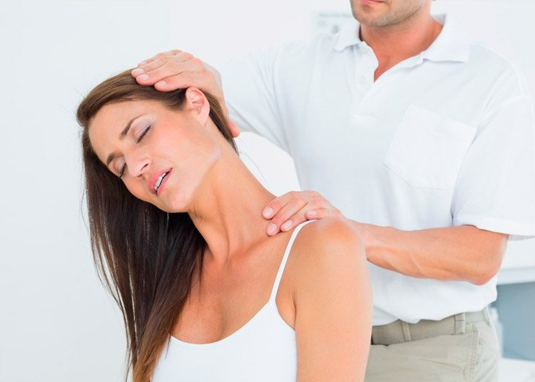 Chiropractic Treatment For Neck Pain Relief