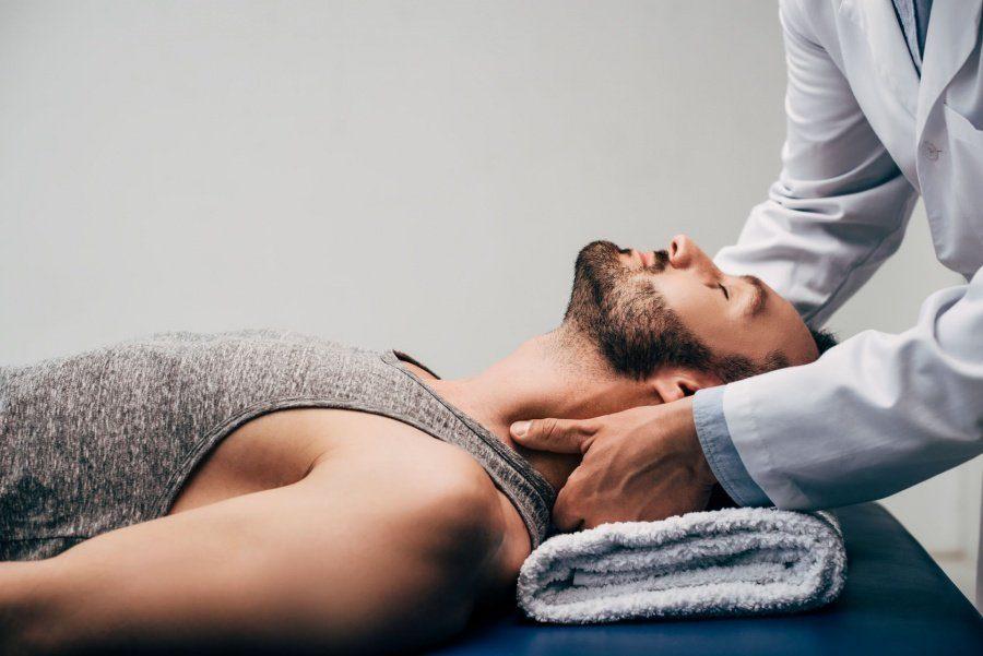 Neck pain therapy in Miami